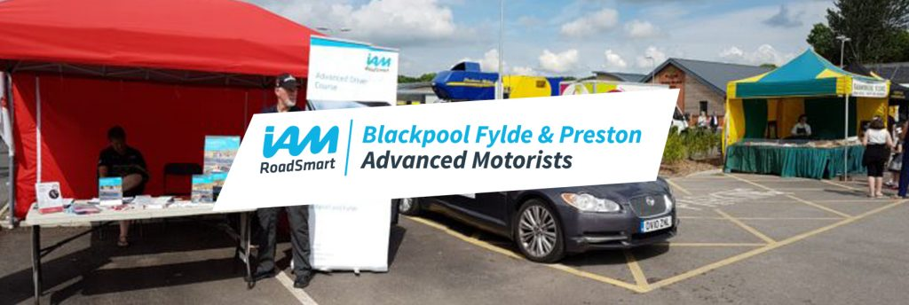 Advanced Driving Course in Blackpool Fylde Preston Lancashire North West England
